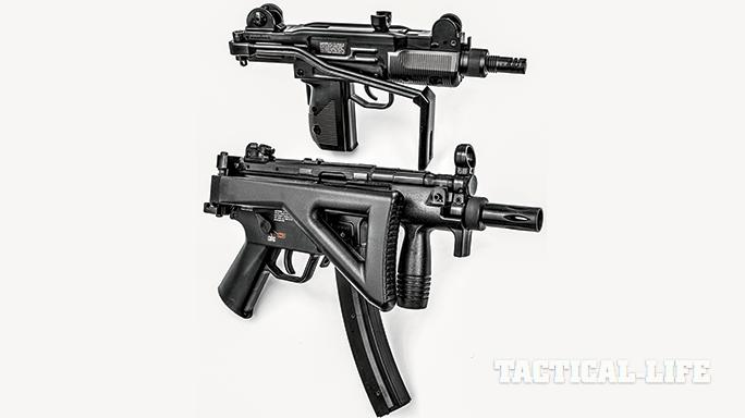.177 Machine Air Pistols Combat Handguns 2015 Uzi