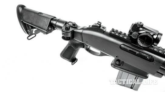 Choate M4 Stock Remington 7615P carbine