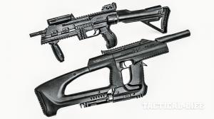 DROZD EBOS Air pistols