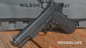 Exclusive Bravo Company Wilson Combat BCMGUNFIGHTER 1911 lead