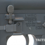 Exclusive Video LWRC International Six8 UCIW left controls