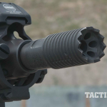 Exclusive Video LWRC International Six8 UCIW muzzle