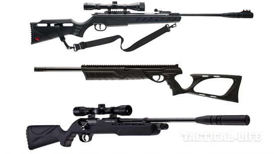 Top 12 Air Rifles From Gun Buyer's Guide 2015