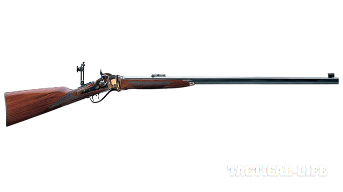 Gun Buyer's Guide 2015 UBERTI 1874 SHARPS