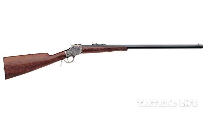 Gun Buyer's Guide 2015 UBERTI 1885 HIGH-WALL