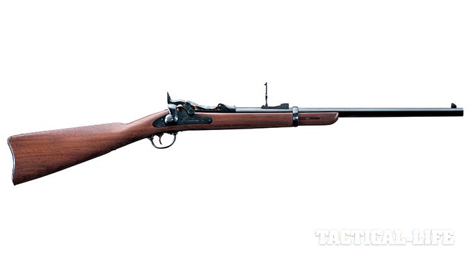 Gun Buyer's Guide 2015 UBERTI SPRINGFIELD TRAPDOOR CARBINE