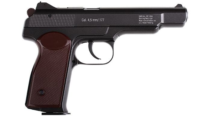 Gletcher APS Air Pistol right