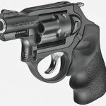 GWLE August 2015 RUGER LCRx snub-nose revolver