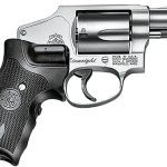 GWLE August 2015 SMITH & WESSON MODEL 642 snub-nose revolver