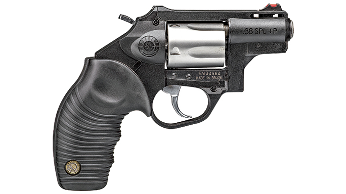 GWLE August 2015 TAURUS MODEL 85PLY snub-nose revolver