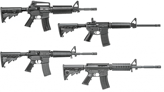 8 Law Enforcement-Ready AR-15 Rifles Under $1,000