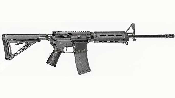 GWLE August 2015 AR-15 Rifles Under $1,000 Del-Ton Echo 316 MOE