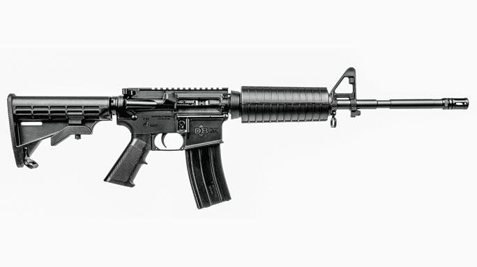 GWLE August 2015 AR-15 Rifles Under $1,000 Diamondback DB15SB