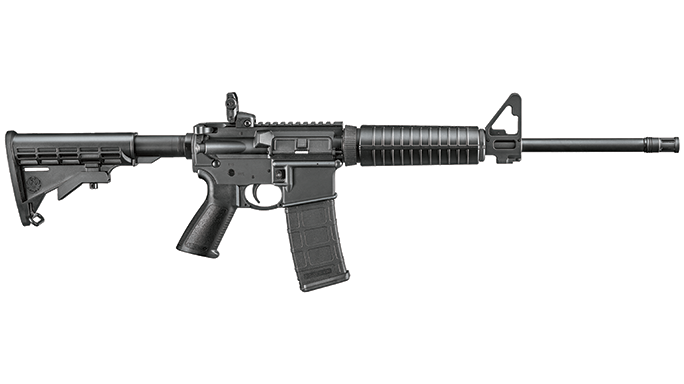 GWLE August 2015 AR-15 Rifles Under $1,000 Ruger AR-556