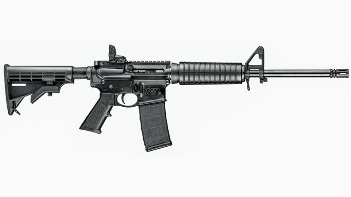 GWLE August 2015 AR-15 Rifles Under $1,000 Smith & Wesson M&P15 Sport