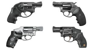 11 of the Best Backup Snub-Nose Revolvers