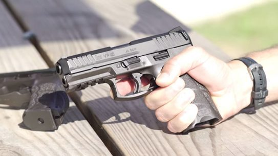 Heckler & Koch VP40 pistol .40 caliber np