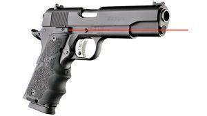 Hogue Laser Enhanced 1911 LE Grips