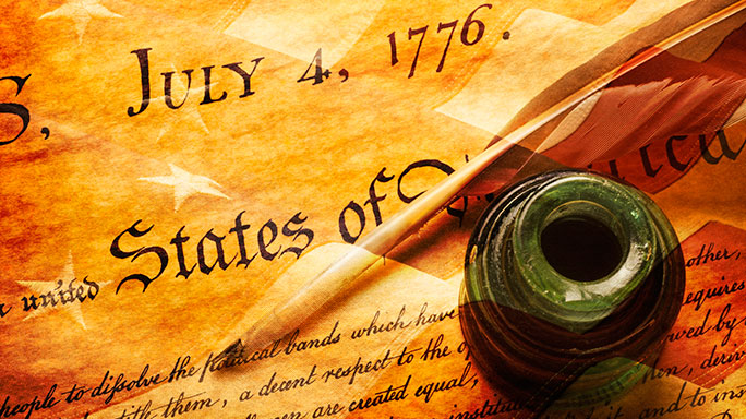 Independence Day 2015 declaration of independence