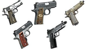 12 Versatile 1911 Handguns From Kimber America