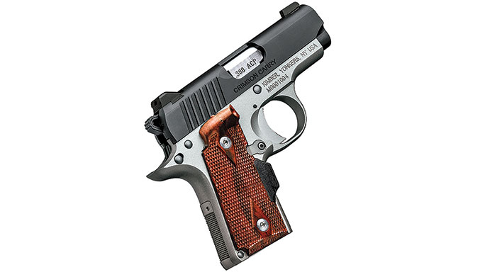 Kimber 1911 Micro Crimson Carry