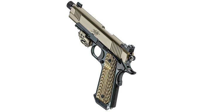 Kimber 1911 Warrior SOC (TFS)