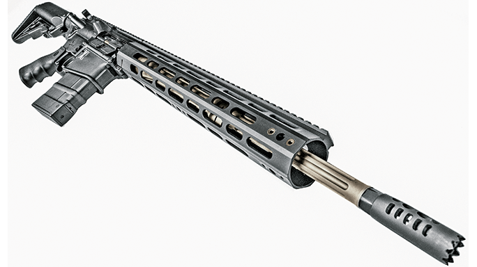 Rock River Arms LAR-8 X-1 Rifle GWLE June 2015 angle