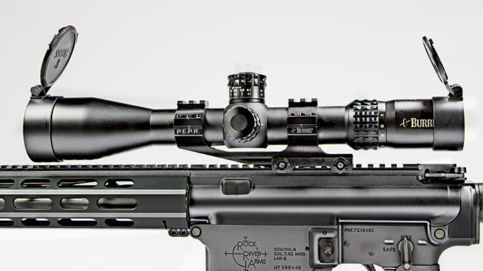 Rock River Arms LAR-8 X-1 Rifle GWLE June 2015 rail