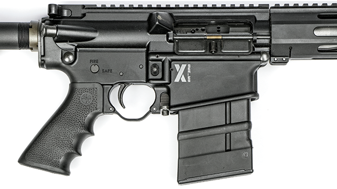Rock River Arms LAR-8 X-1 Rifle GWLE June 2015 side