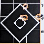 Rock River Arms LAR-8 X-1 Rifle GWLE June 2015 target