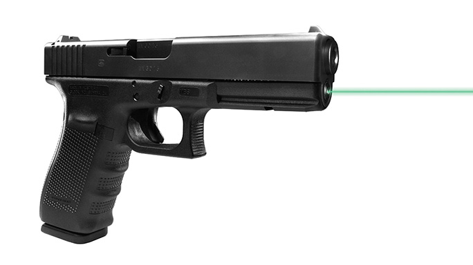 Tactical Flashlights lasers CB 2016 LaserMax Green Laser Guide Rod For Glock 20 Gen4
