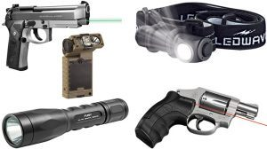 13 High-Performance Tactical Flashlights & Lasers
