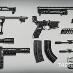 Sig Sauer MCX Rifle TW August 2015 parts