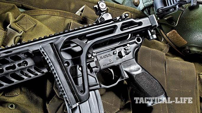 Sig Sauer MCX Rifle TW August 2015 stock