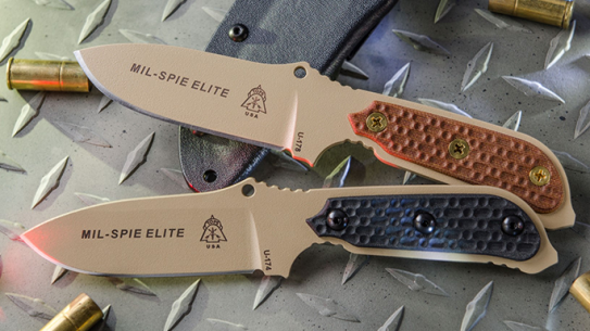 TOPS Knives Mil-SPIE Elite Knife lead