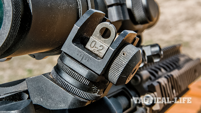 Daniel Defense MK18 SWJA sight