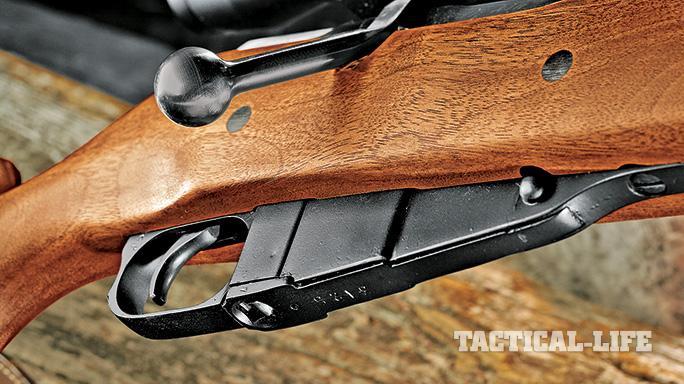 Mosin-Nagant Battle Rifle TW August 2015 trigger