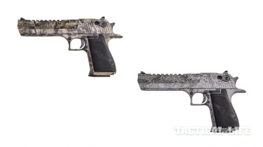 Magnum Research Animal Print Desert Eagles