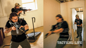 Northern Red CQB Training SWJA15 duo