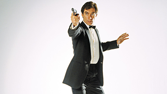Walther PPK James Bond Timothy Dalton