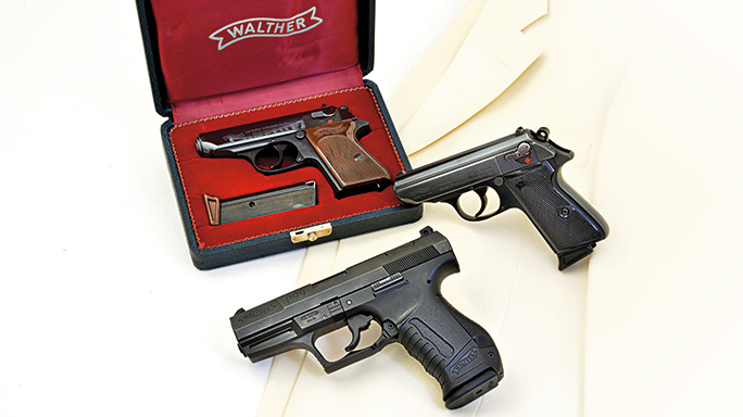 Walther PPK James Bond set