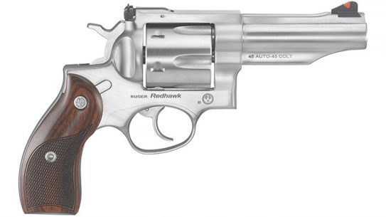 Ruger Redhawk Revolver .45 Auto .45 Colt