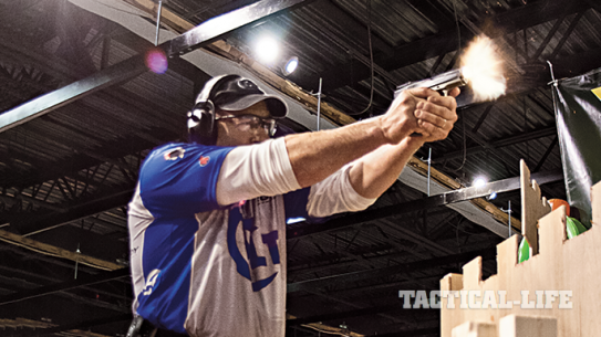 Mark Redl Colt's Shooting King of New England live-fire