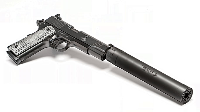 Remington AAC 1911 lead