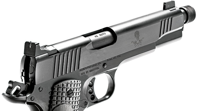 Remington AAC 1911 slide