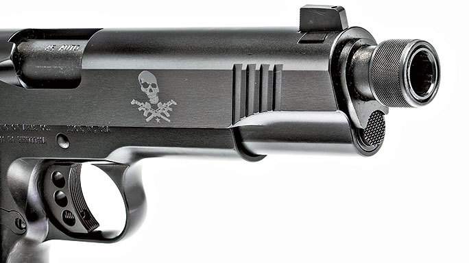 Remington AAC 1911 Threaded Barrel