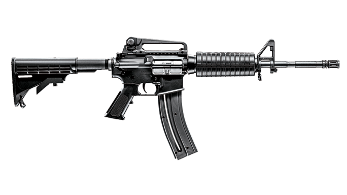 Tactical Rimfire Rifles COLT/WALTHER M4 CARBINE