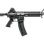 Tactical Rimfire Rifles COLT/WALTHER M4 OPS