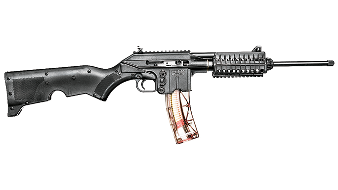 Tactical Rimfire Rifles KEL-TEC SU-22