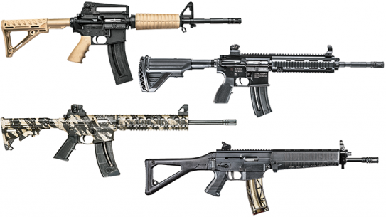 28 Tactical Rimfire Rifles For Downrange Training